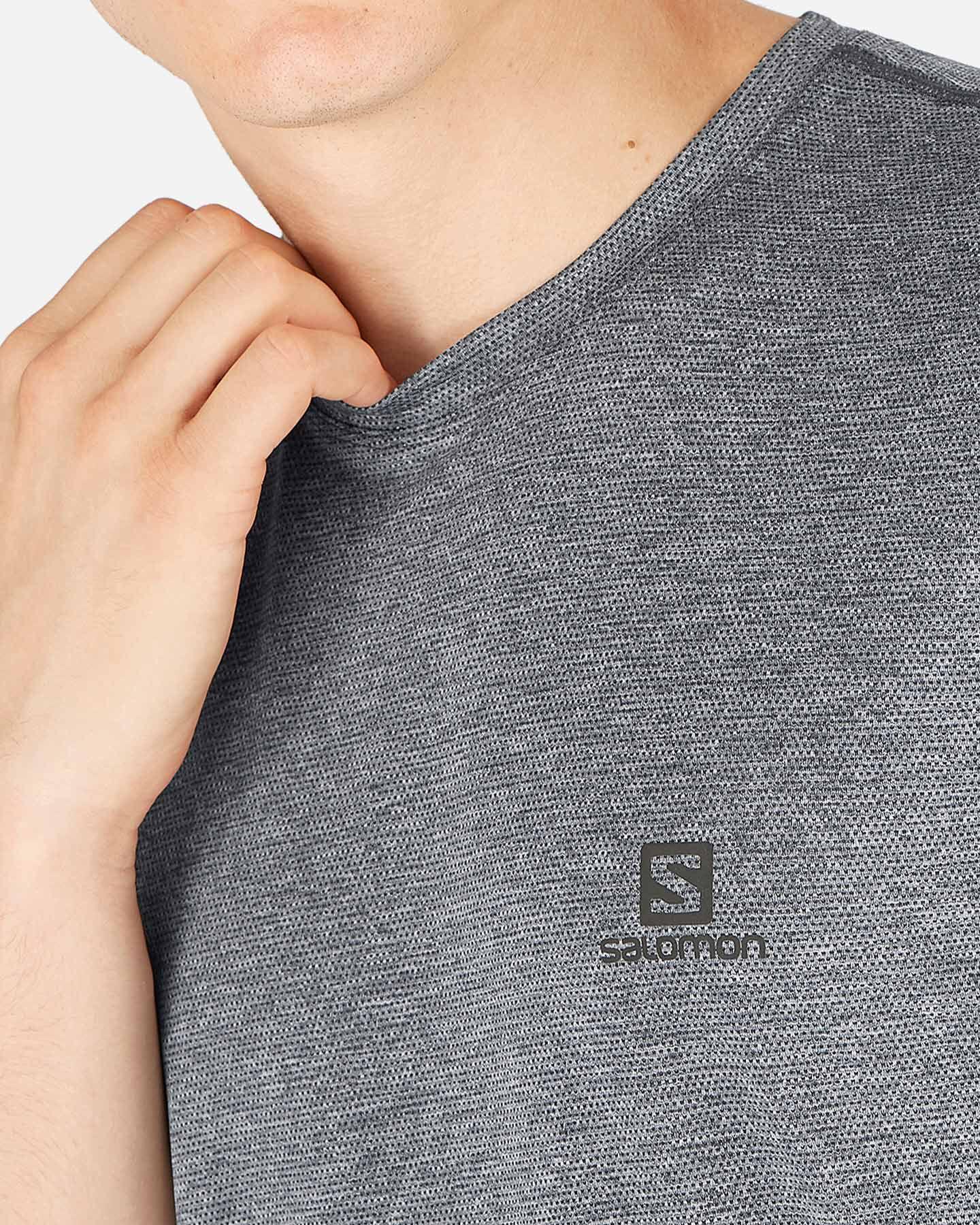 T-Shirt SALOMON EXPLORE PIQUE M S5173794 scatto 4
