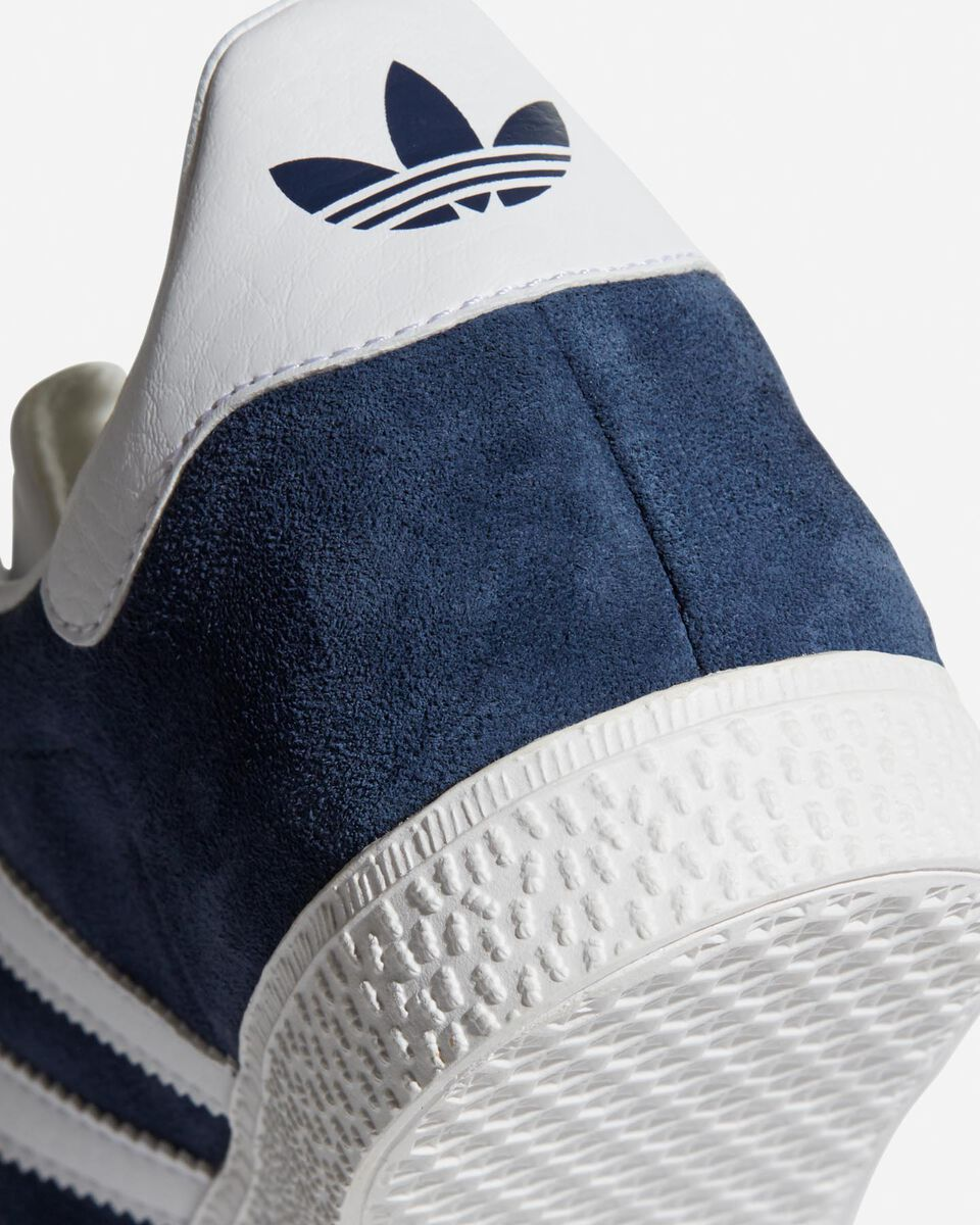 Scarpe sneakers ADIDAS GAZELLE JR GS S4046770|CONAVY/FTW|3 scatto 5