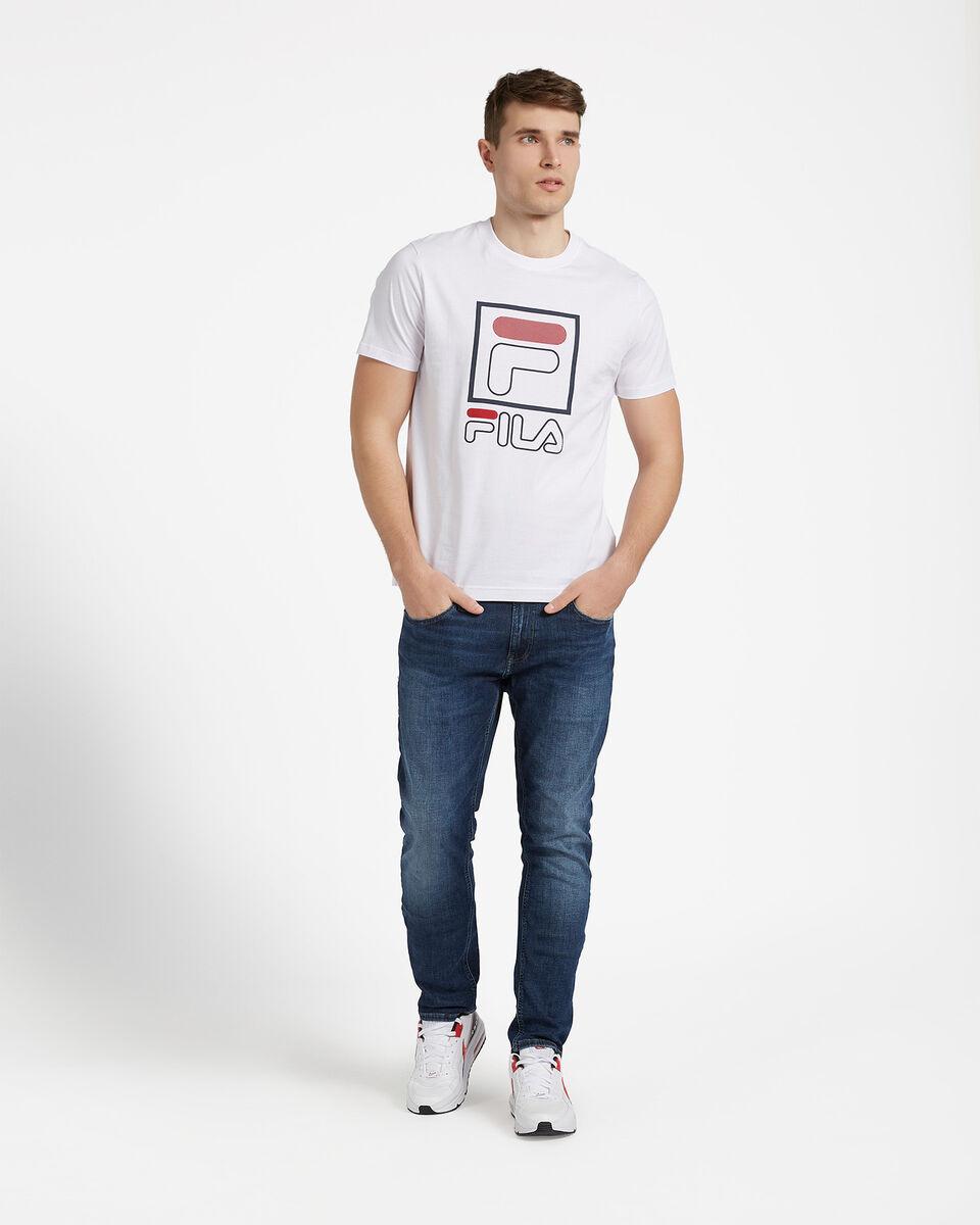 T-Shirt FILA LOGO VINTAGE M S4073889 scatto 1