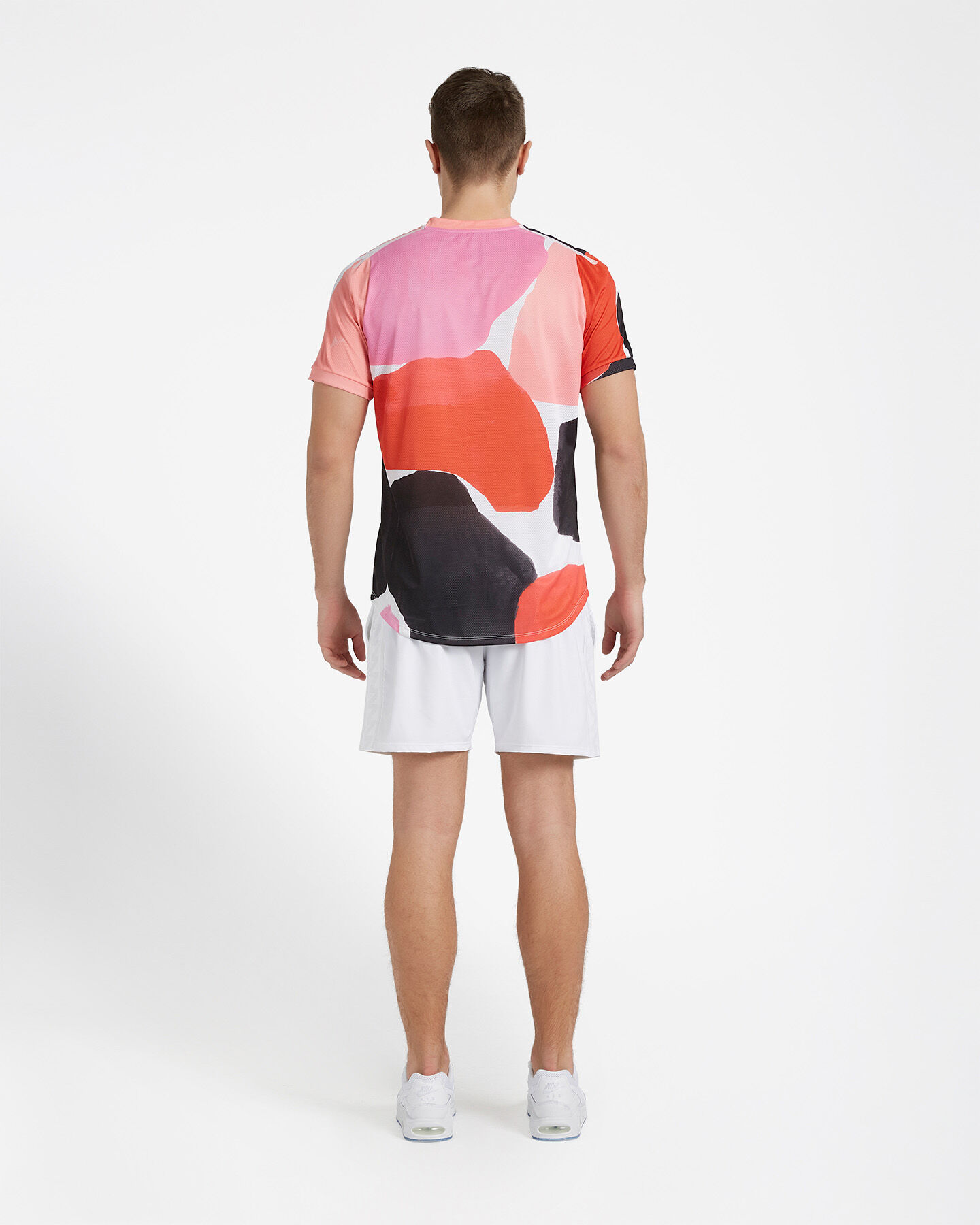 T-Shirt tennis NIKE COURT CHALLENGER M S5162982 scatto 2