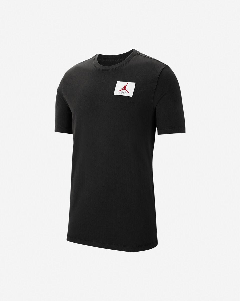 T-Shirt NIKE JORDAN FLIGHT ESSENTIALS M S5237916 scatto 0
