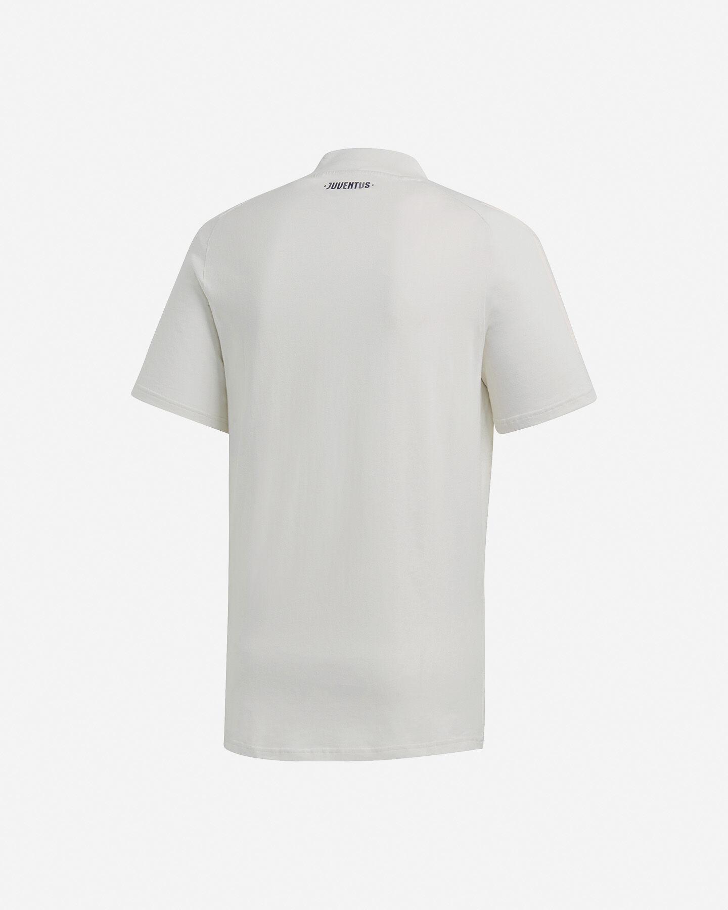 Abbigliamento calcio ADIDAS JUVENTUS 20-21 M S5217518 scatto 1