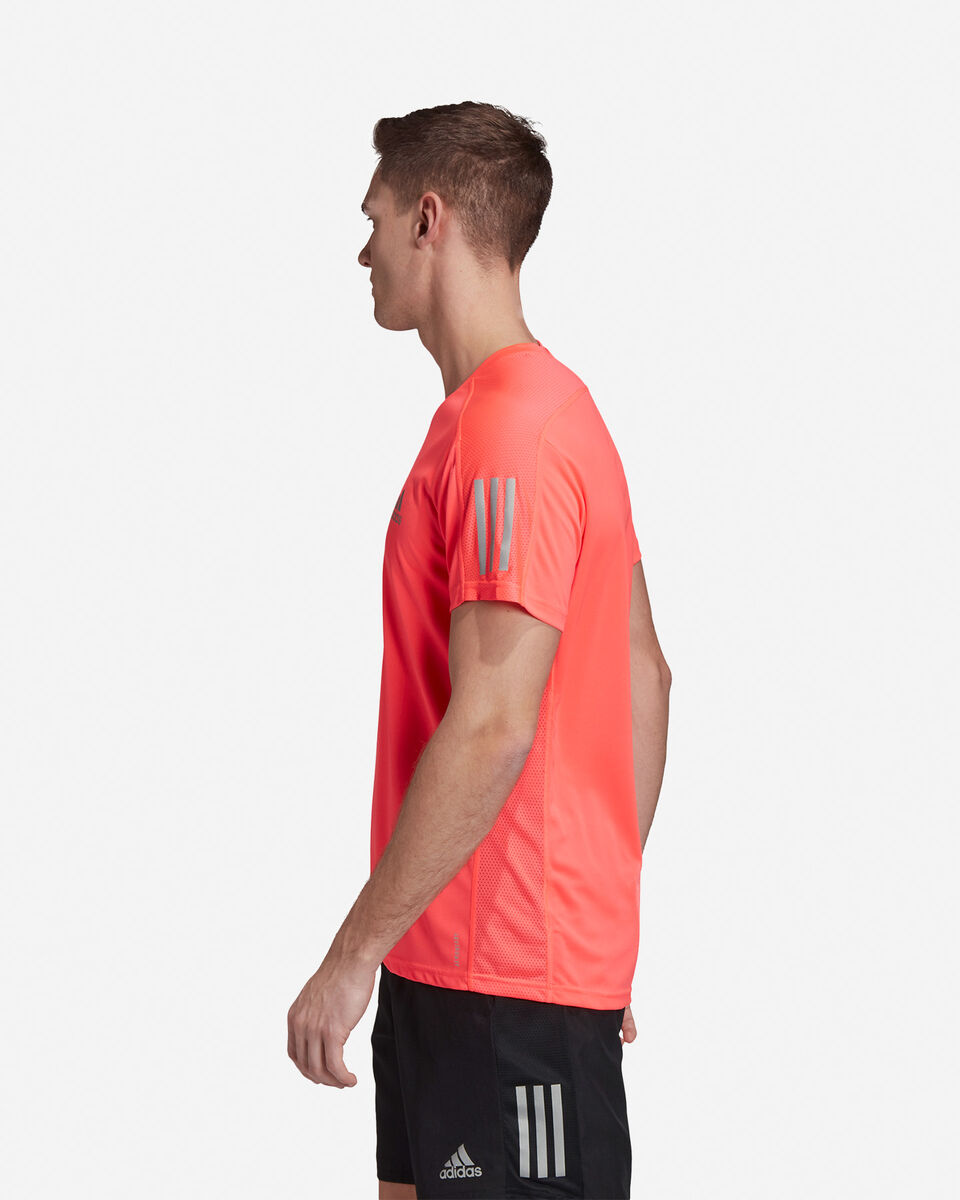 T-Shirt running ADIDAS OWN THE RUN M S5210034 scatto 3