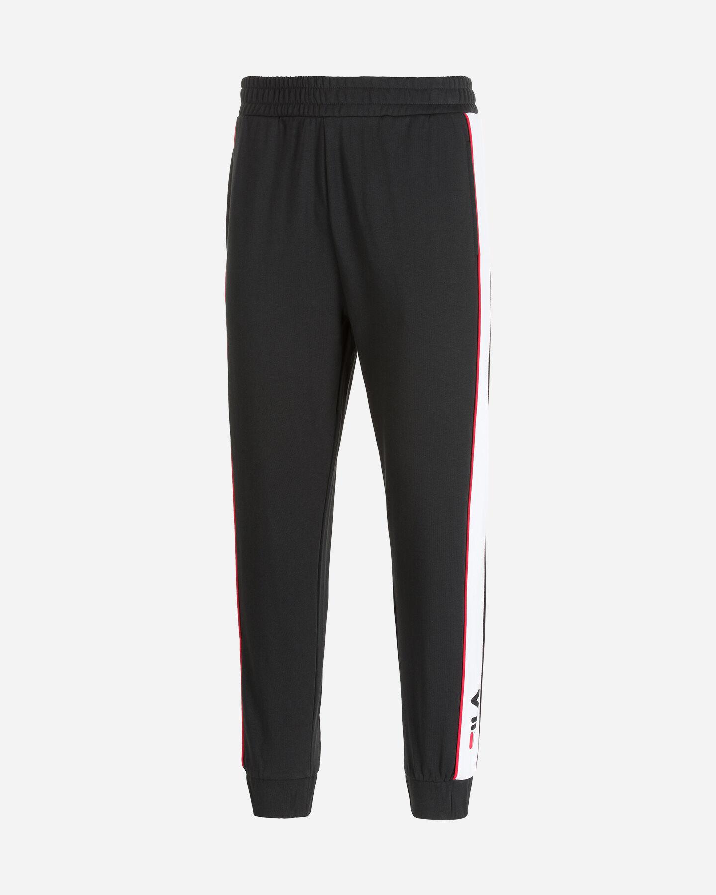 Pantalone FILA SMALL LOGO M S4080464 scatto 4