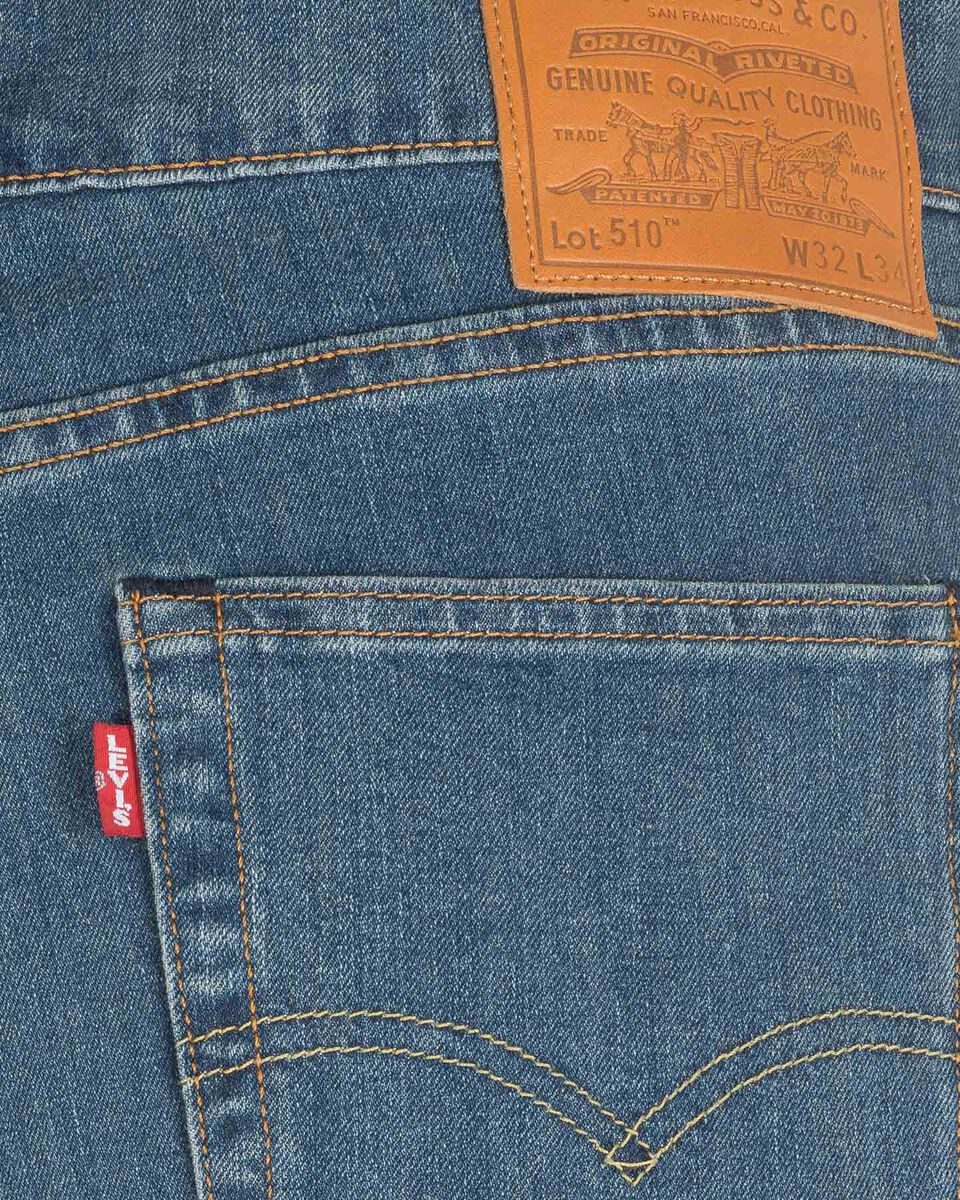 Jeans LEVI'S 510 SKINNY FIT M S4082674 scatto 2