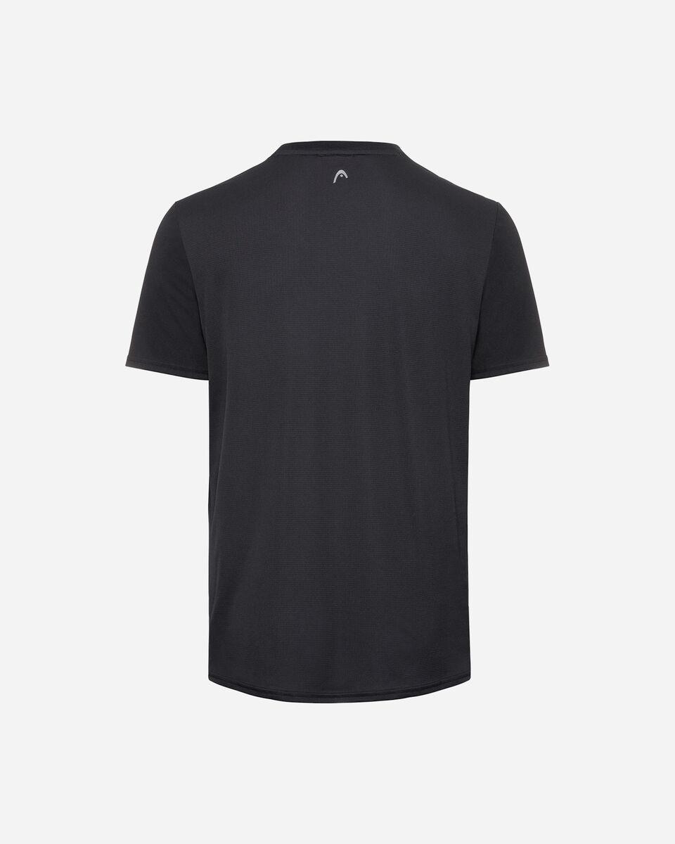 T-Shirt tennis HEAD SLIDER M S5251656 XI XXL scatto 1