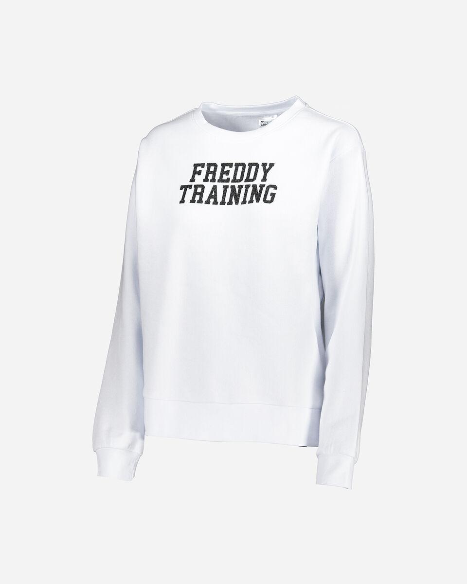 Felpa FREDDY ROUND W S5245262 scatto 0