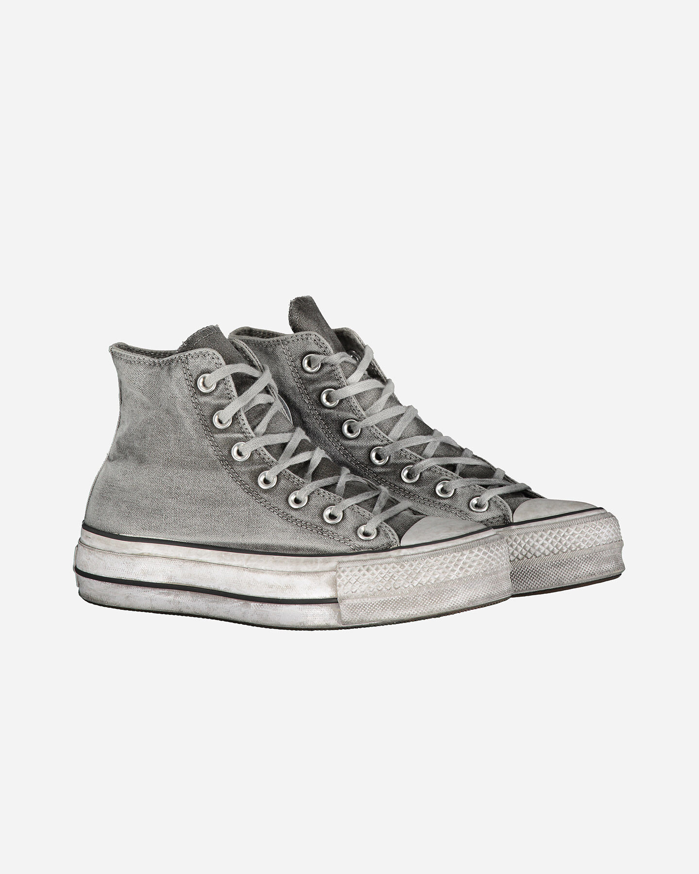 Scarpe sneakers CONVERSE CHUCK TAYLOR ALL STAR SMOKED HIGH W S4075386 scatto 1