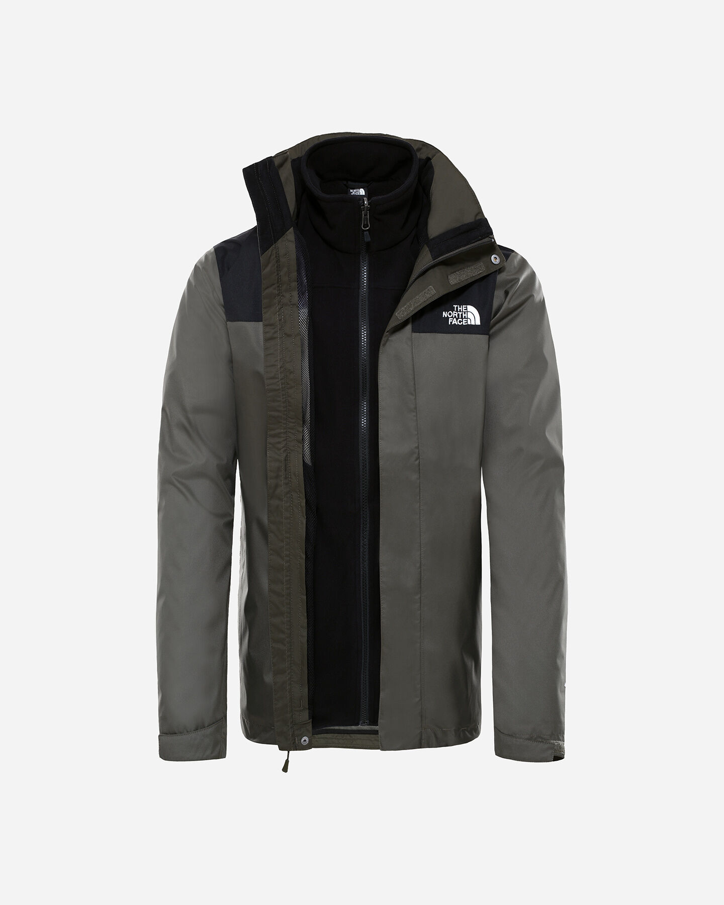 Giacca outdoor THE NORTH FACE EVOLVE II TRICLIMATE M S1283858 scatto 1