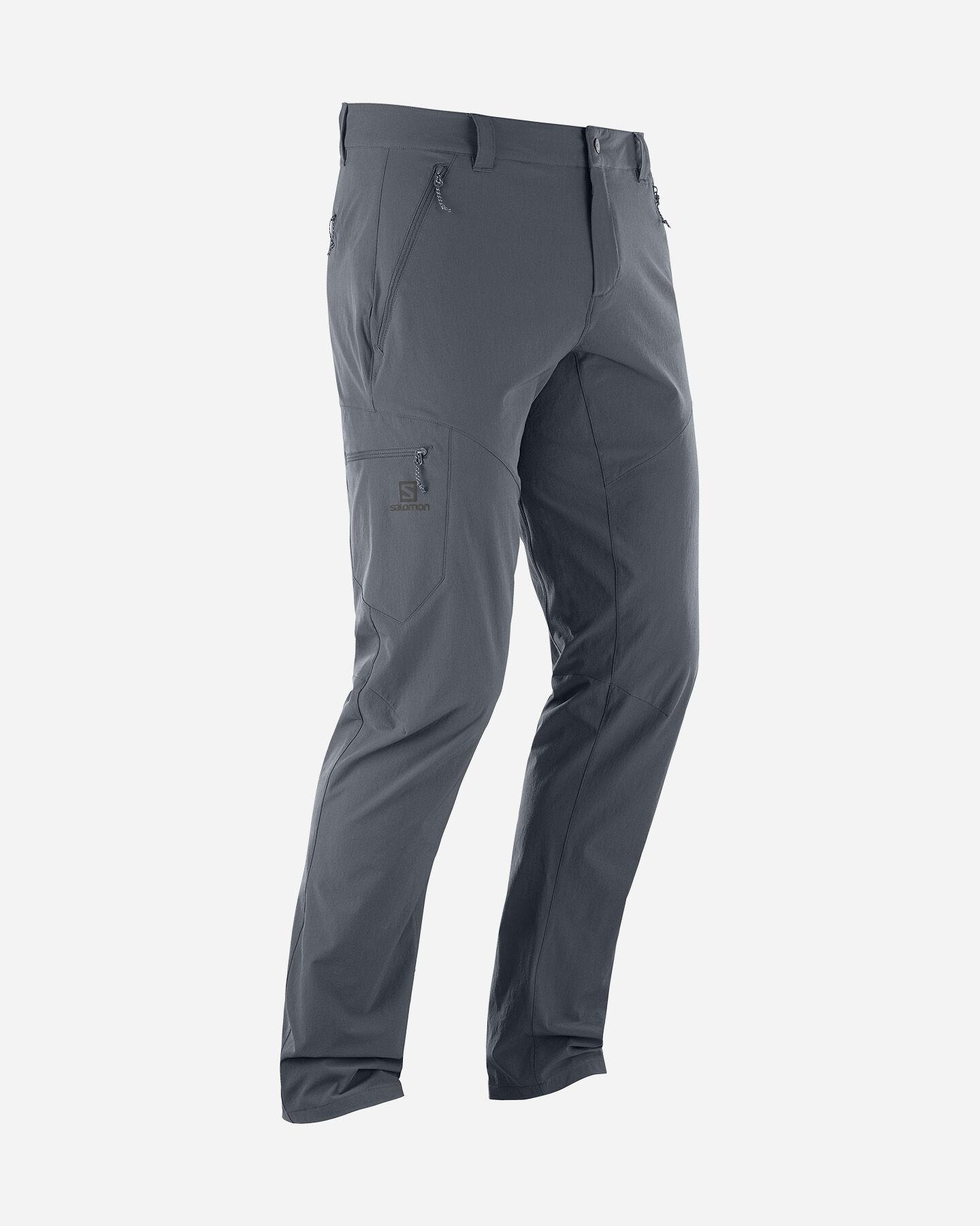 Pantalone outdoor SALOMON WAYFARER M S5173871 scatto 1