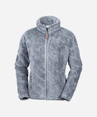 STOREAPP EXCLUSIVE donna COLUMBIA FIRE SIDE SHERPA FULL ZIP W