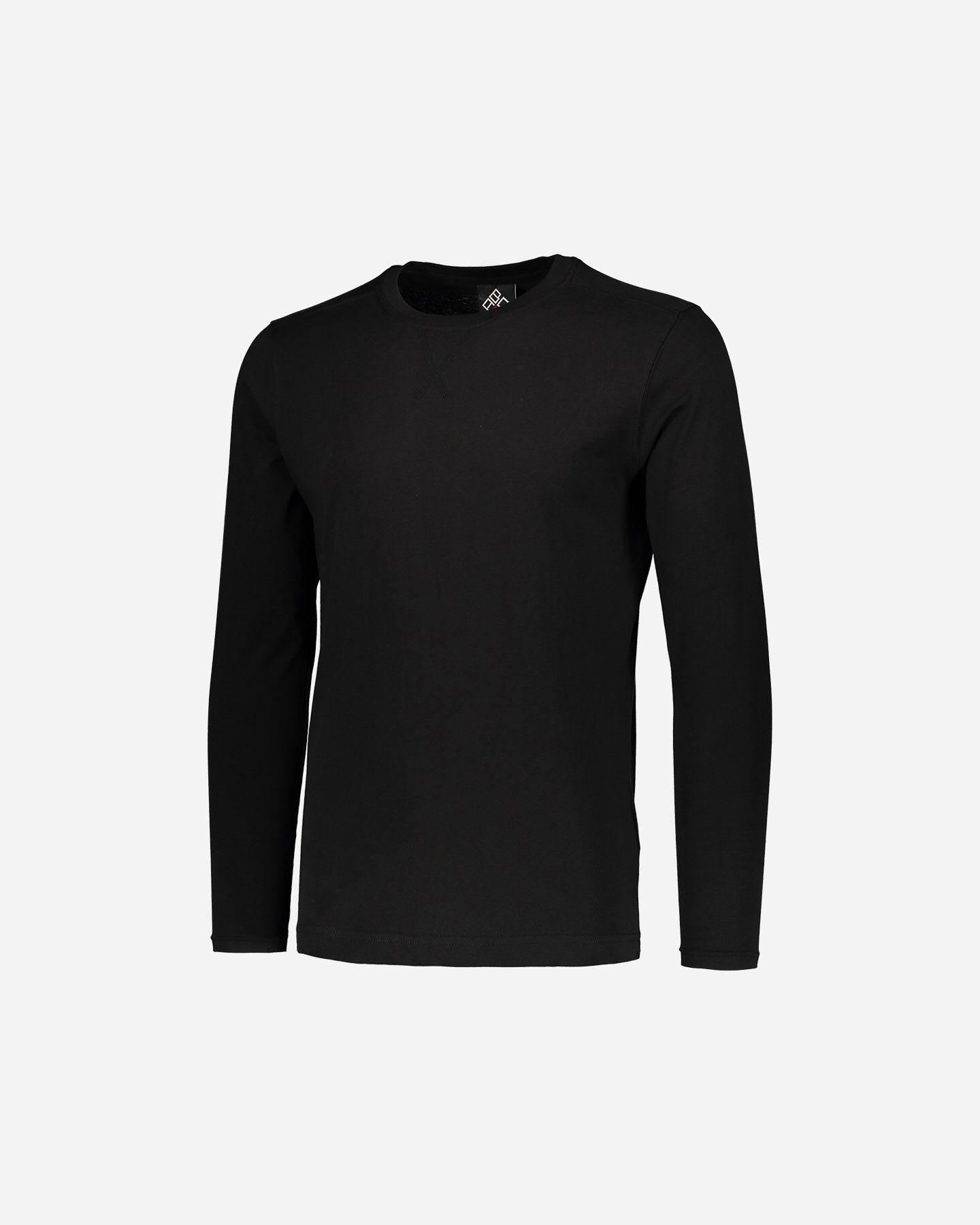 T-Shirt ABC GIROCOLLO M S4030755 scatto 5