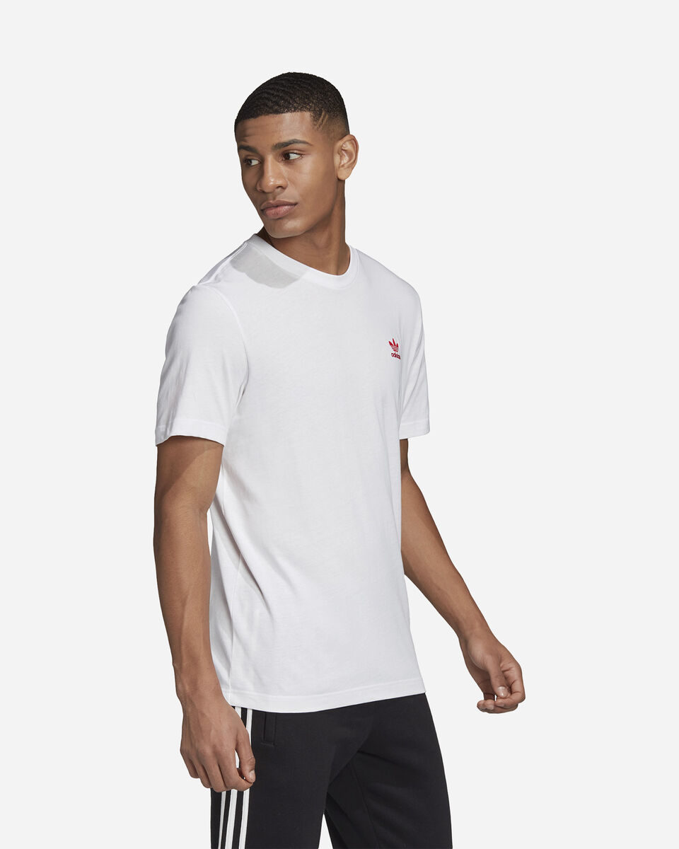 T-Shirt ADIDAS SMALL LOGO M S5210267 scatto 3