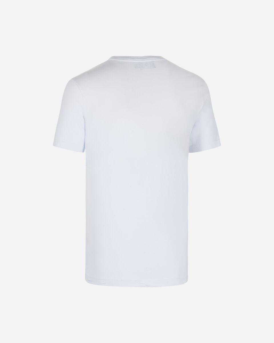 T-Shirt CONVERSE CORE LOGO M S5180965 scatto 1