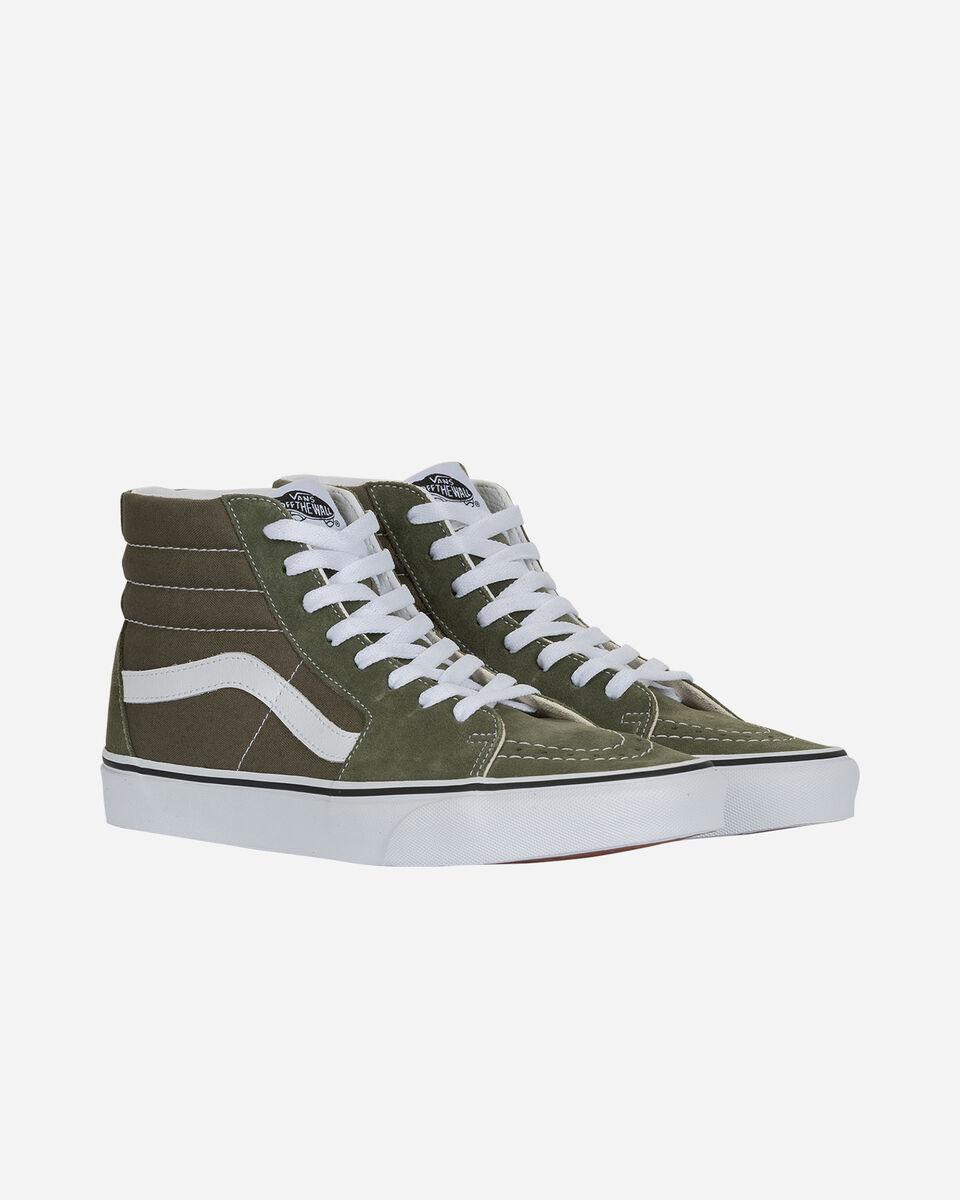 Scarpe sneakers VANS SK8-HI GRAPE M S5241049 scatto 1