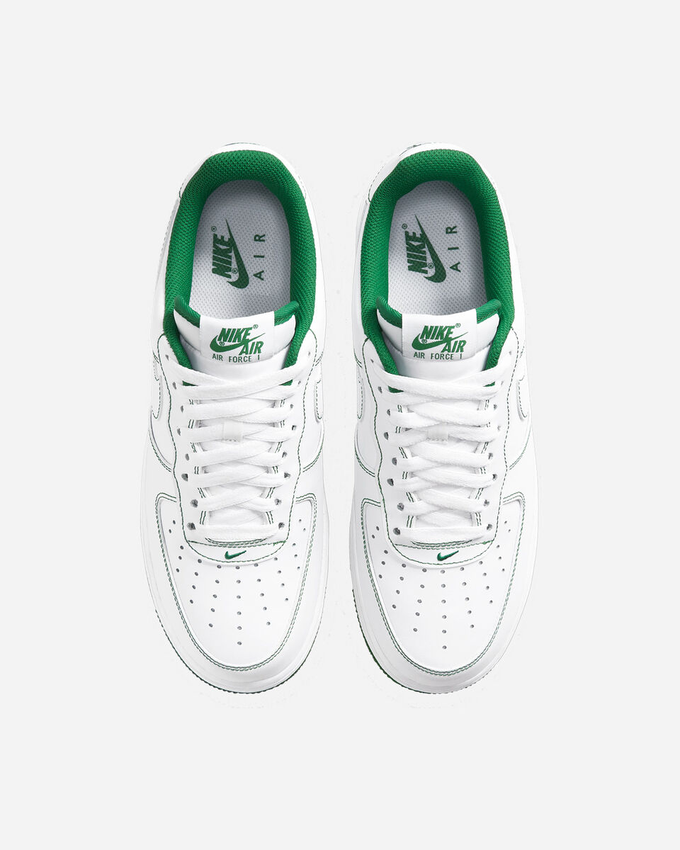 Scarpe sneakers NIKE AIR FORCE 1 '07 M S5270400 scatto 3