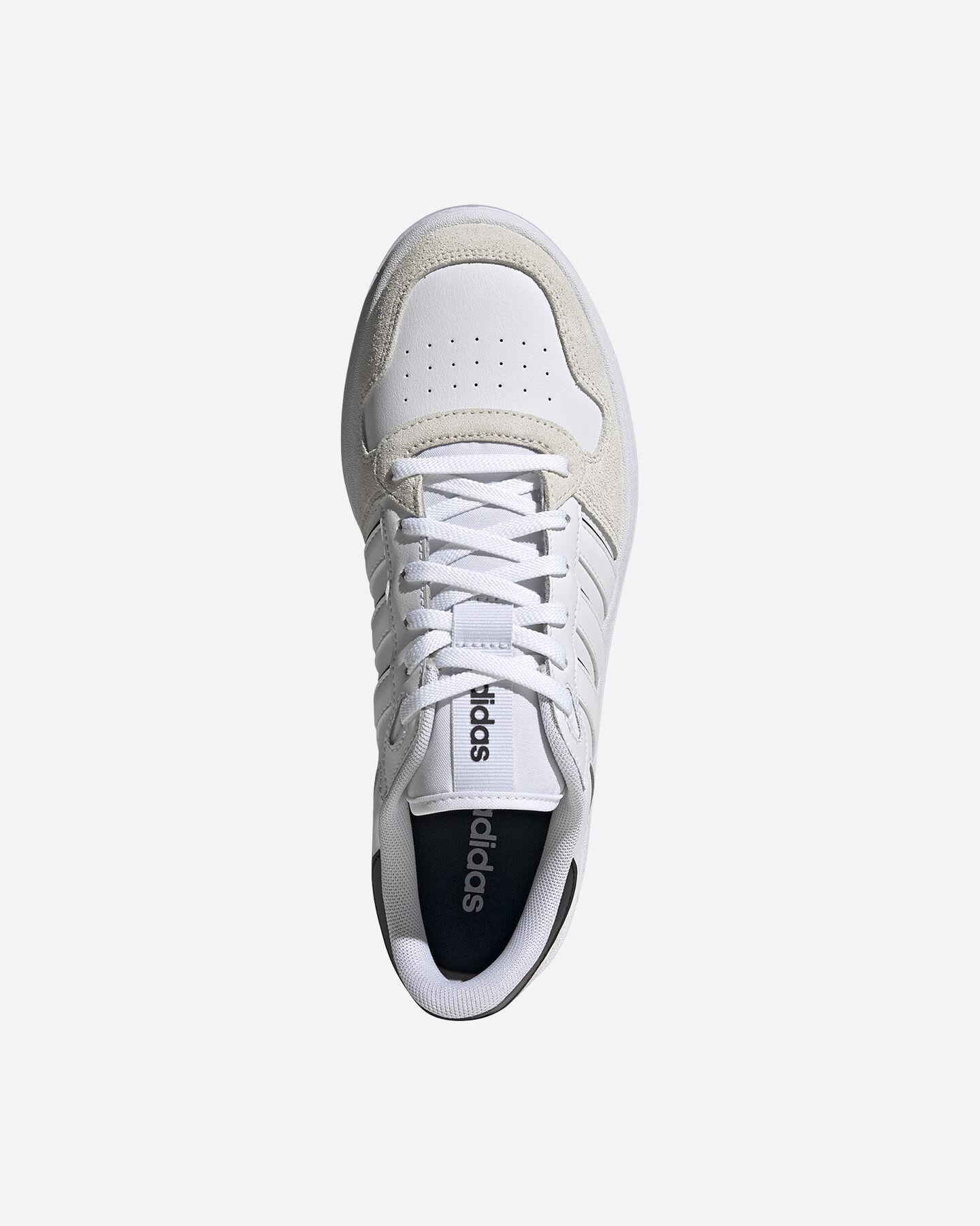 Scarpe sneakers ADIDAS CORE BREAKNET PLUS M S5277856 scatto 2