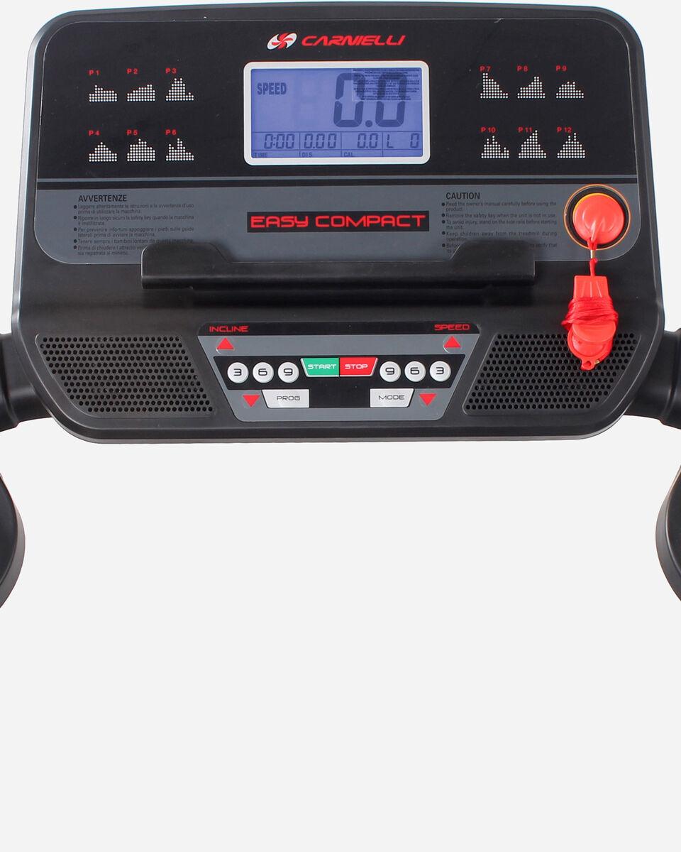 Tapis roulant CARNIELLI EASY COMPACT S4000771 1 UNI scatto 2