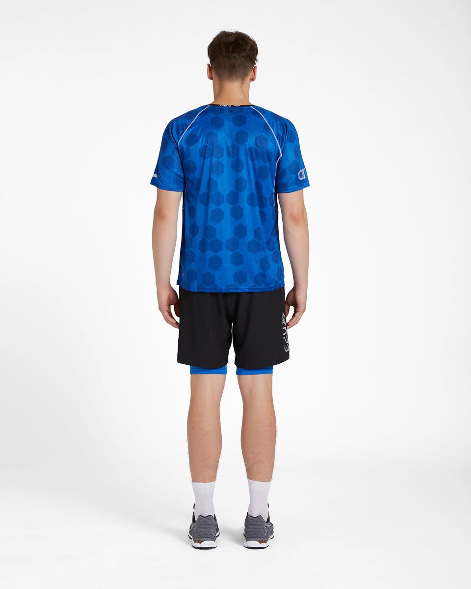 T-Shirt running ARENA ARN 073 M S4093395 scatto 2