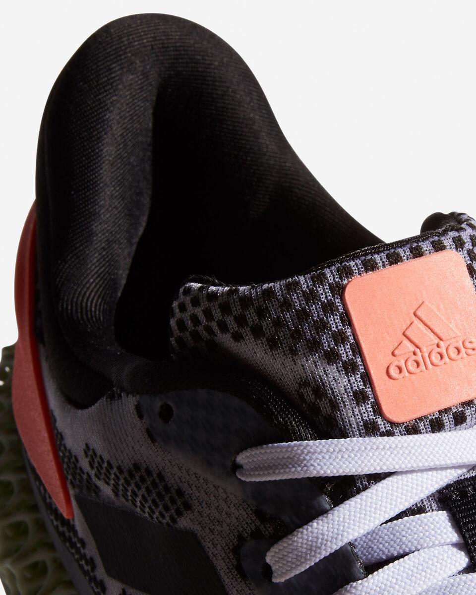 Scarpe sneakers ADIDAS 4D RUN 1.0 M S5171632 scatto 3