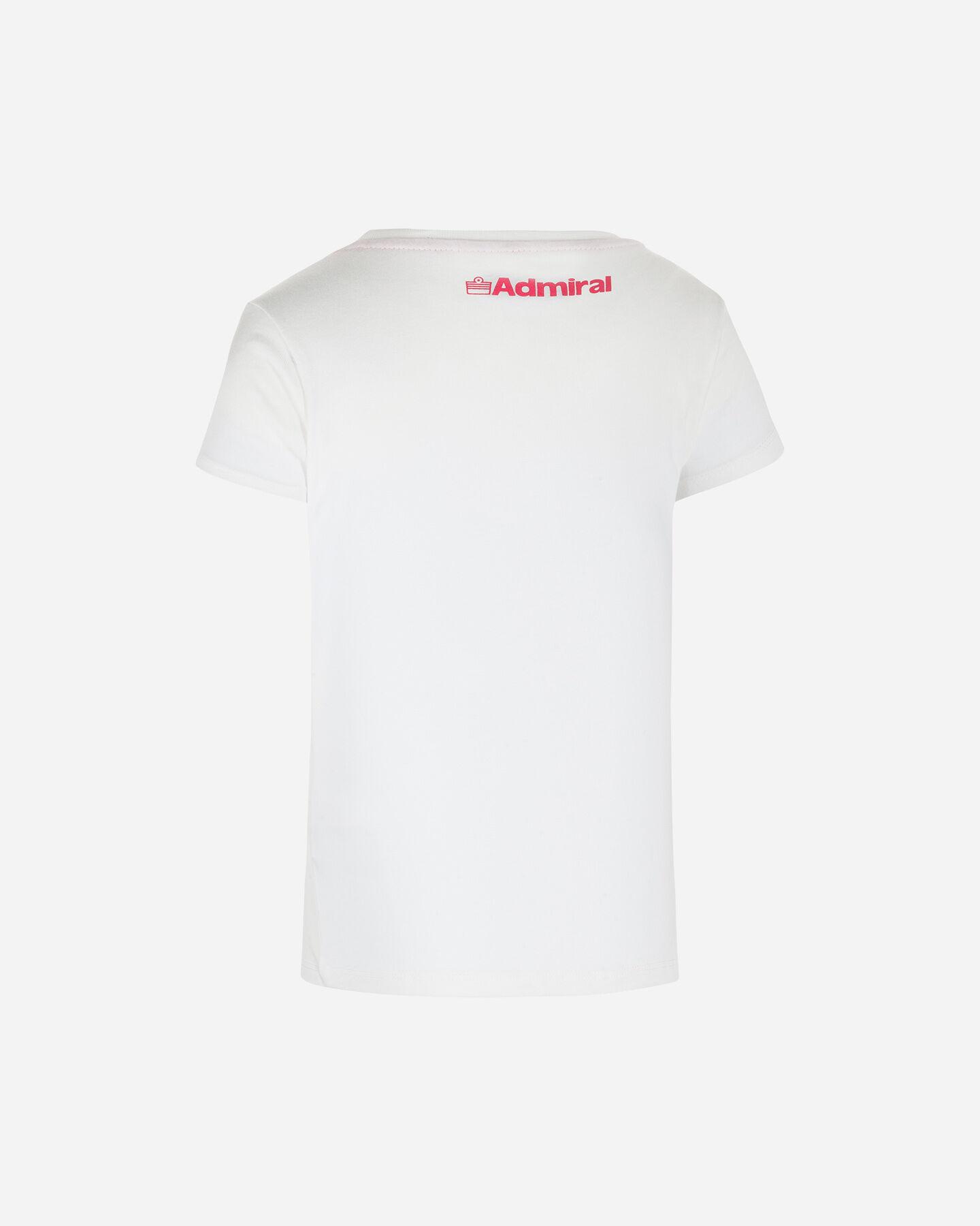 T-Shirt ADMIRAL GLASSES JR S4077504 scatto 1