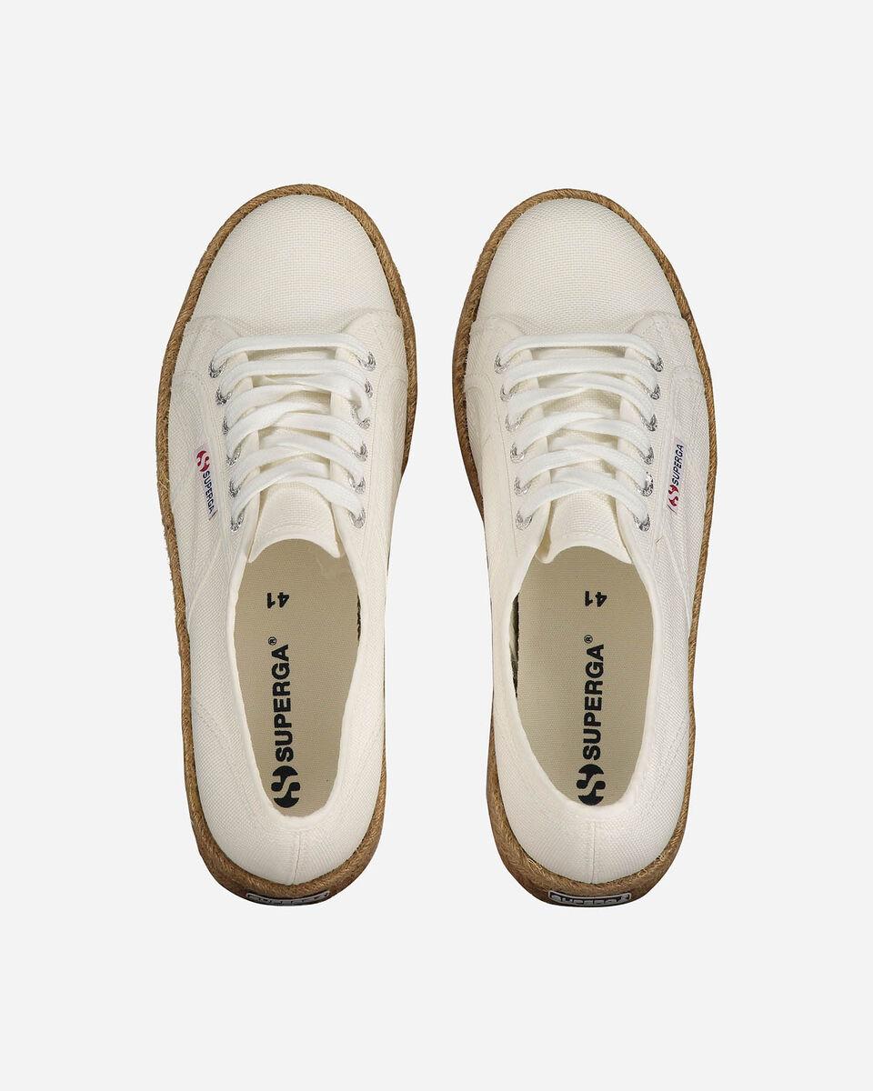 Scarpe sneakers SUPERGA 2730 COTROPEW W S4041448 scatto 3