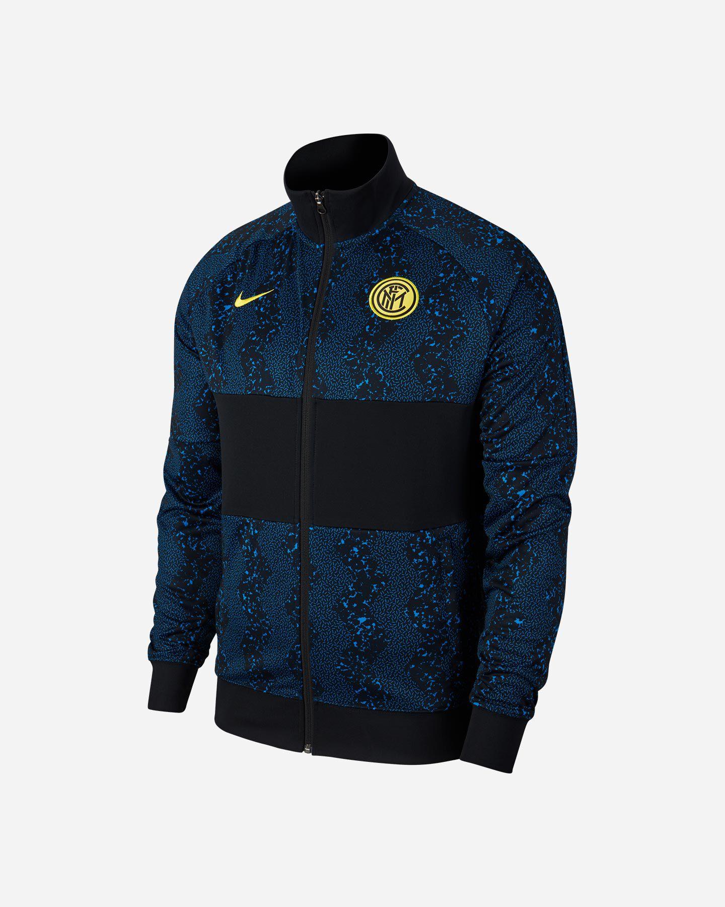 Abbigliamento calcio NIKE INTER I96 ANTHM M S5195703 scatto 0