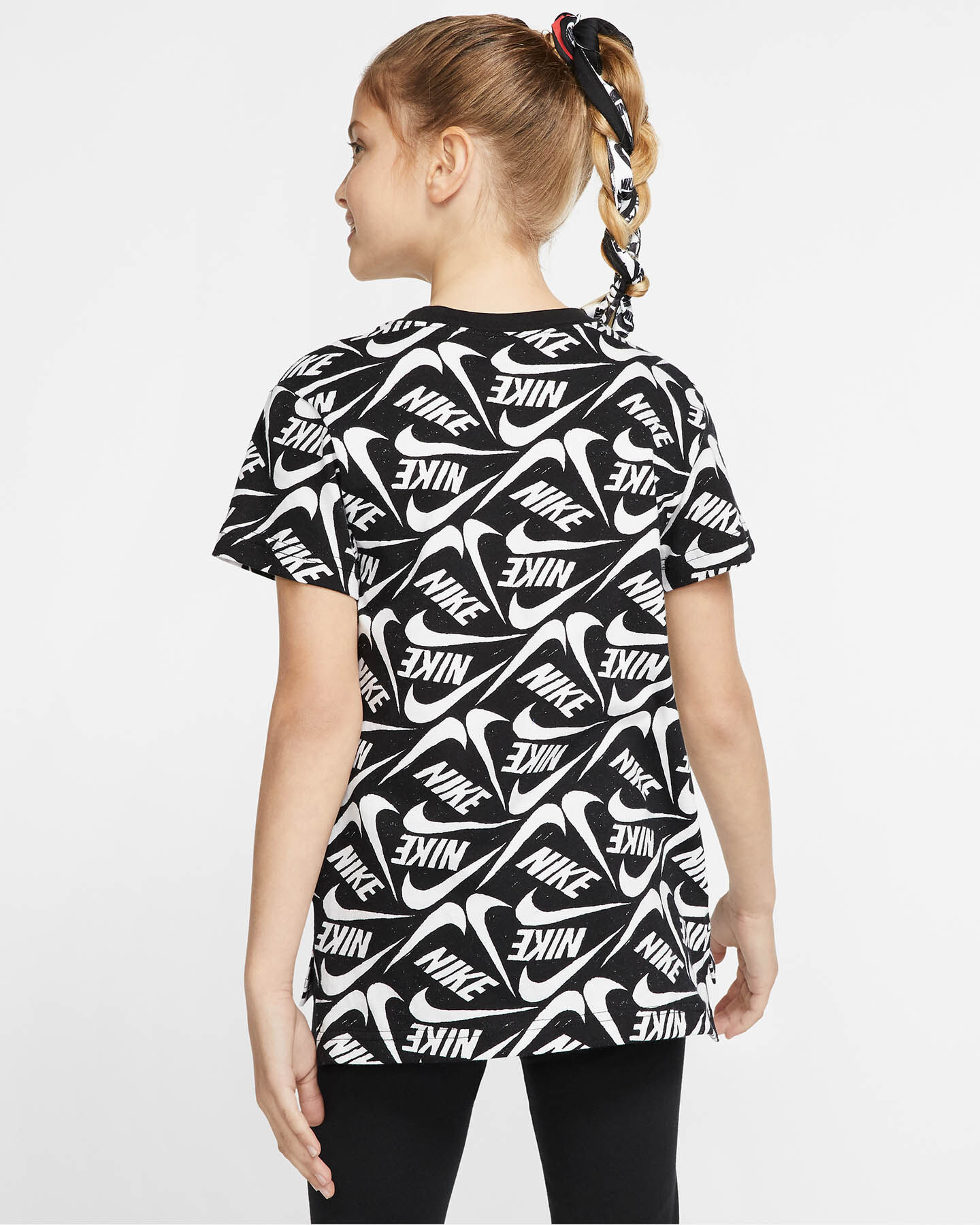 T-Shirt NIKE JRSY JR S5165081 scatto 3