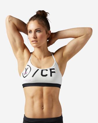 Bra training REEBOK CROSSFIT STRAPPY SPORTS W