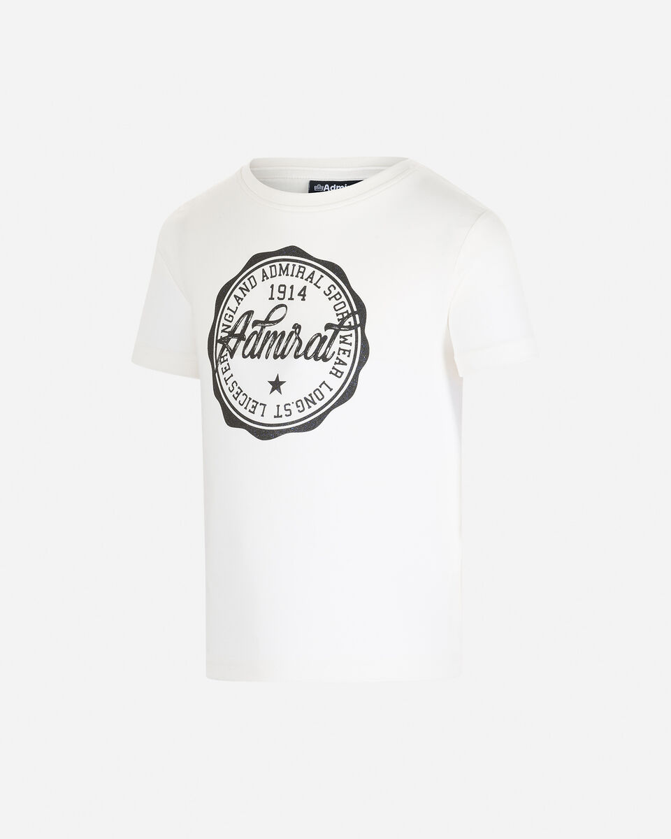 T-Shirt ADMIRAL BASIC JR S4080986 scatto 0