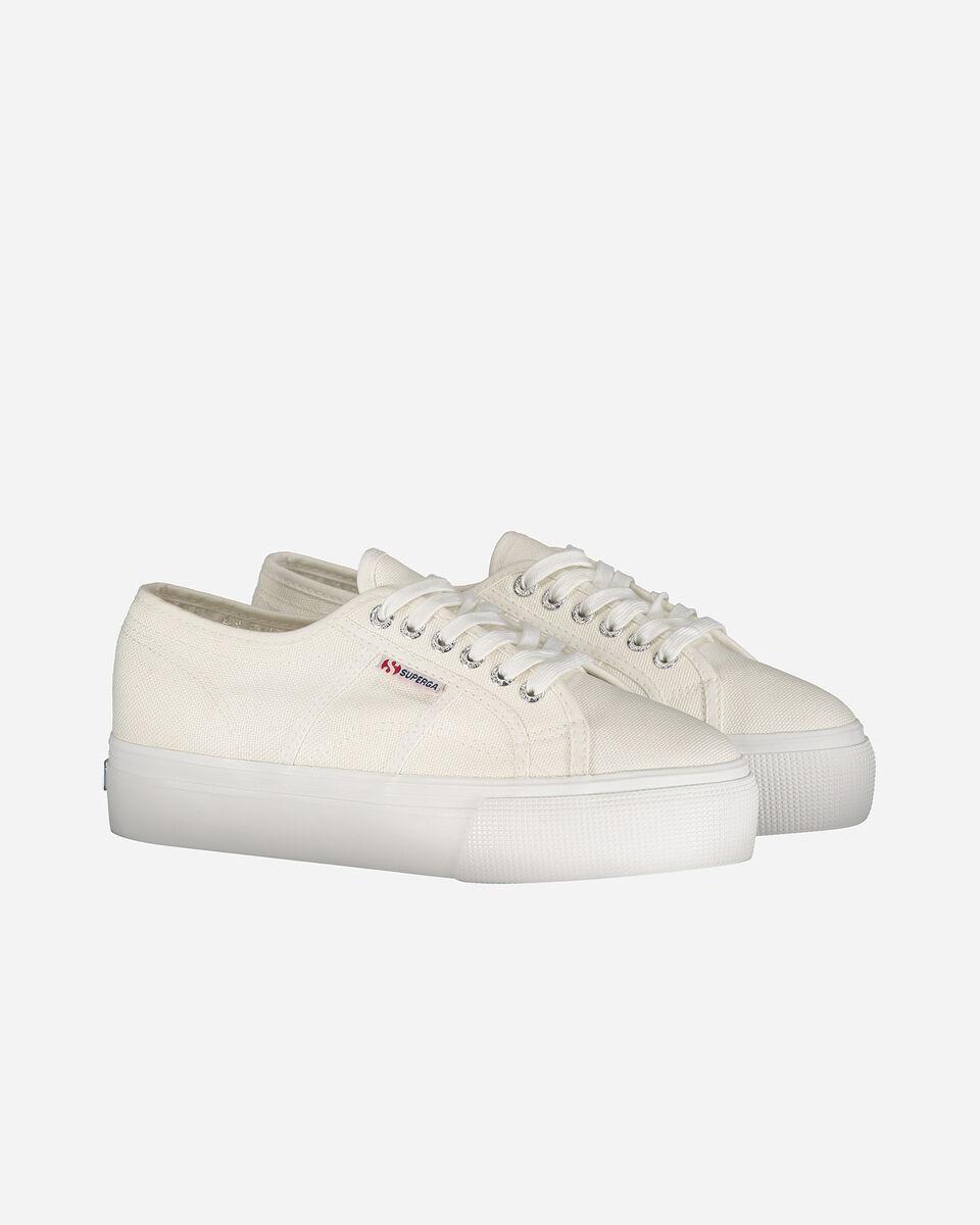 Scarpe sneakers SUPERGA 2790 UP&DOWN W S4041416 scatto 1