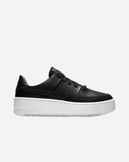 Scarpe sneakers NIKE AIR FORCE 1 SAGE LOW W