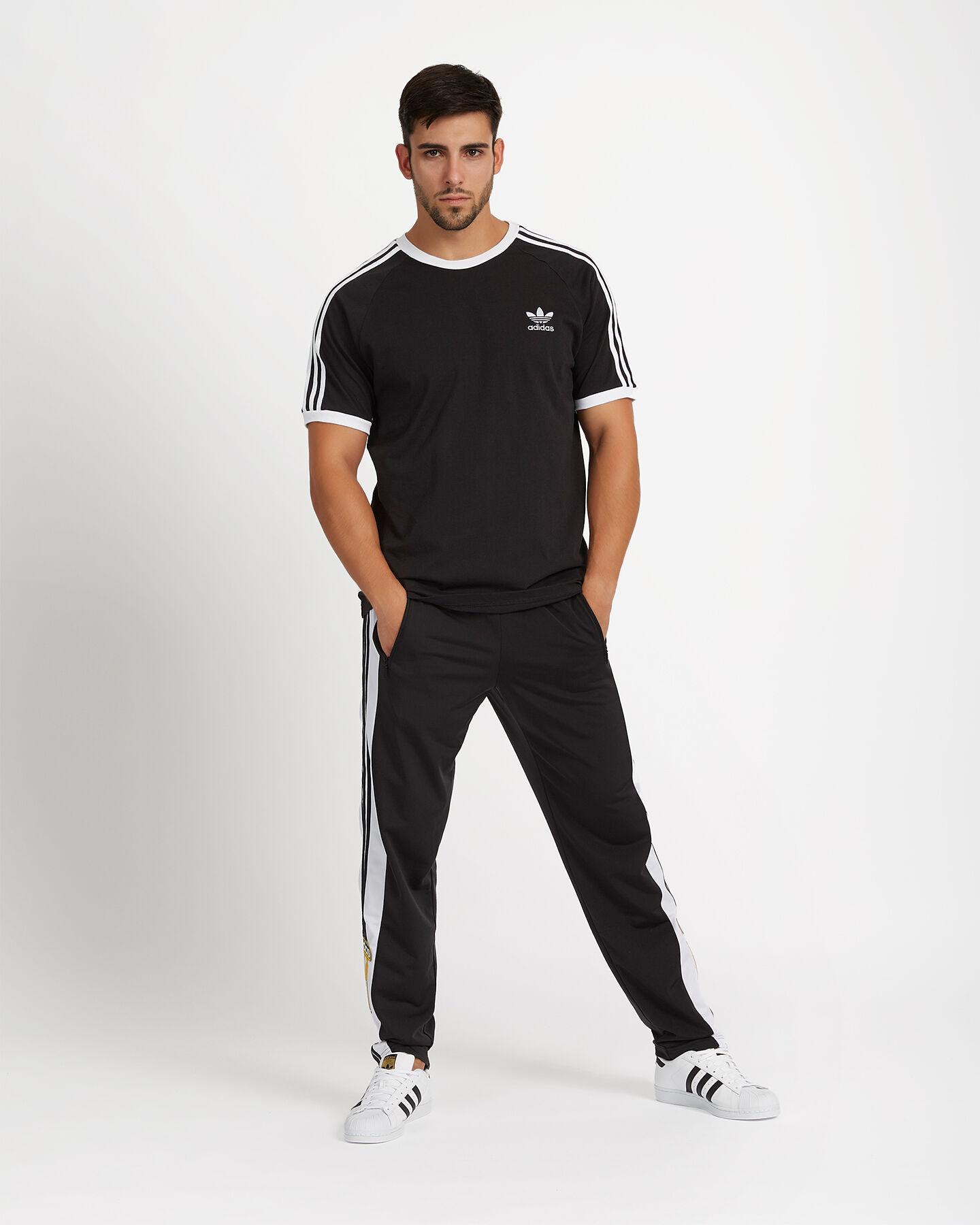 T-Shirt ADIDAS 3-STRIPES M S4043432 scatto 1