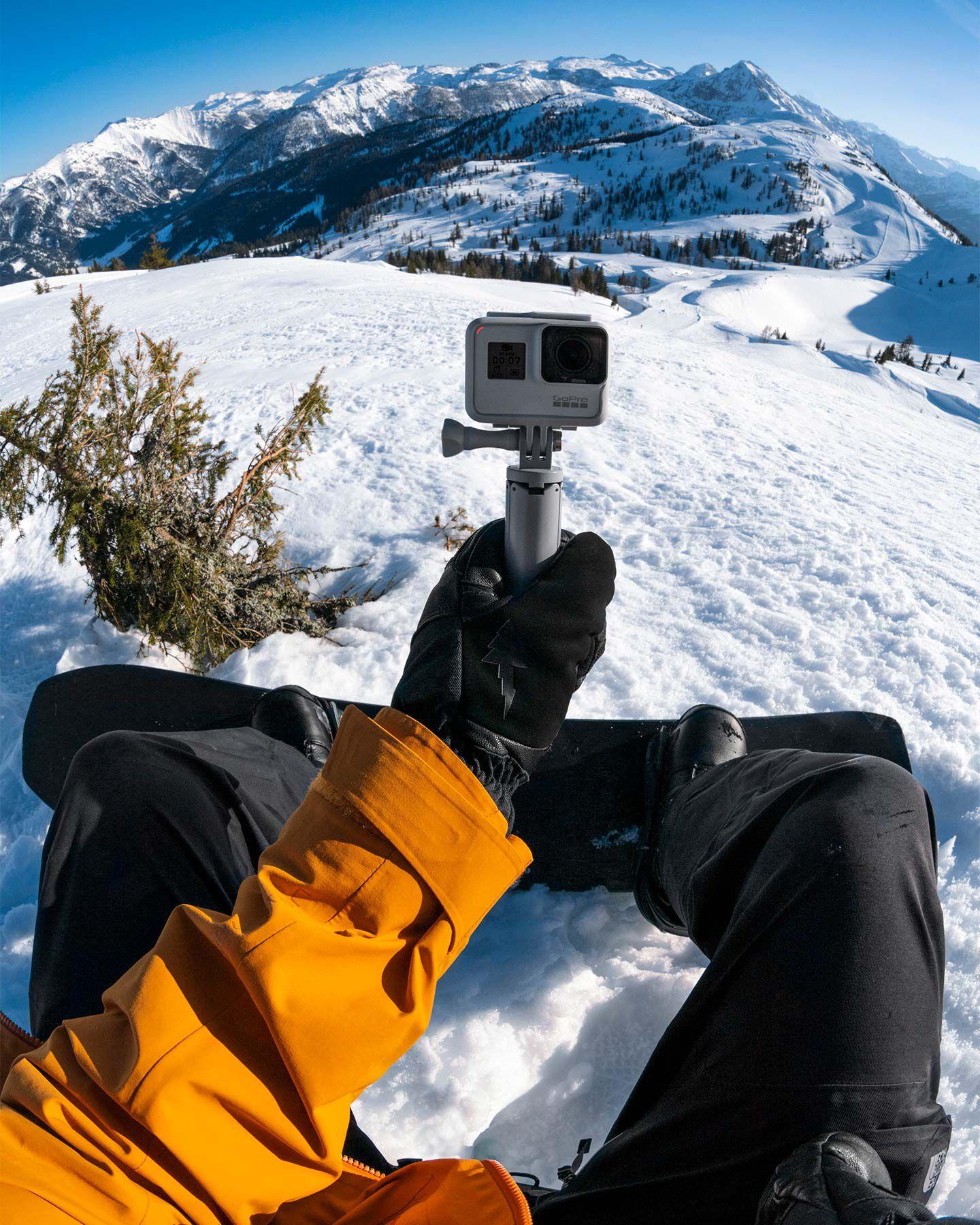Videocamera GOPRO HERO7 BLACK LUNAR WHITE EDITION S4069615 1 UNI scatto 3