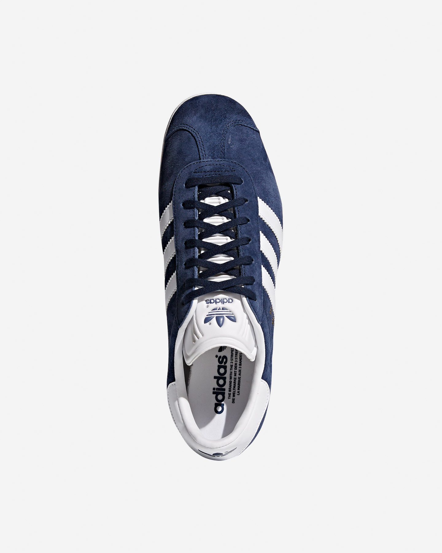 Scarpe sneakers ADIDAS GAZELLE M S4009336 scatto 2