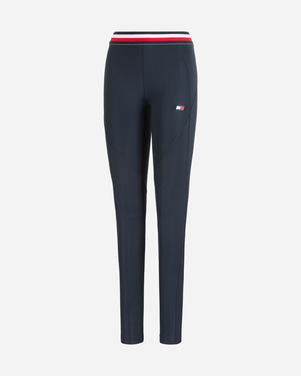 Leggings TOMMY HILFIGER POLY W S4082509 scatto 0