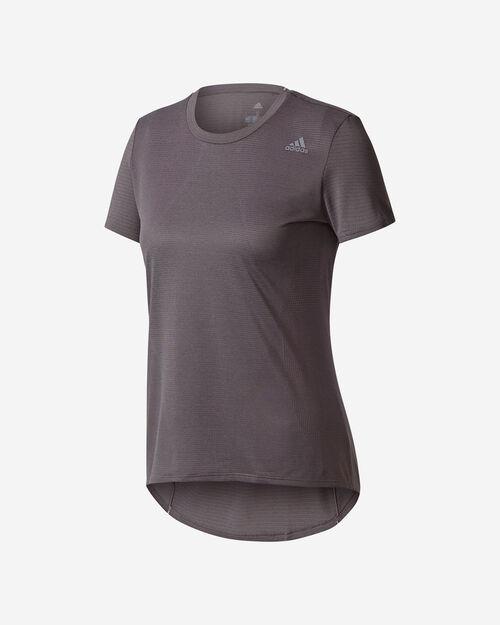 T-Shirt running ADIDAS SUPERNOVA TEE W