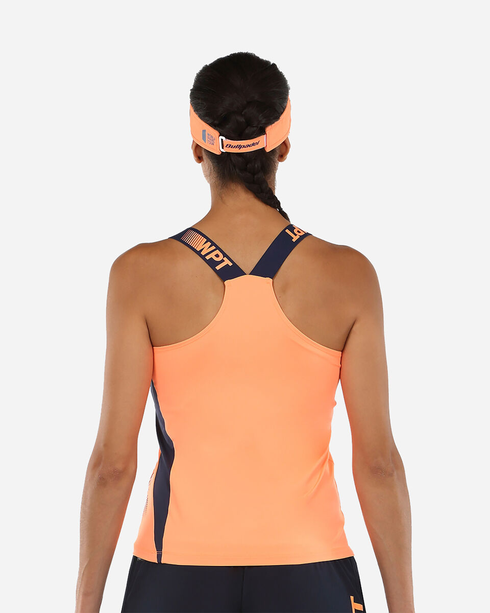 T-Shirt tennis BULLPADEL YALI PADEL W S5349391 scatto 2
