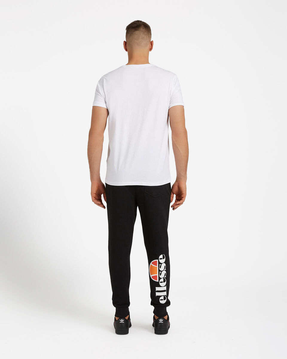 T-Shirt ELLESSE RAINBOW STRIPES M S4073850 scatto 2