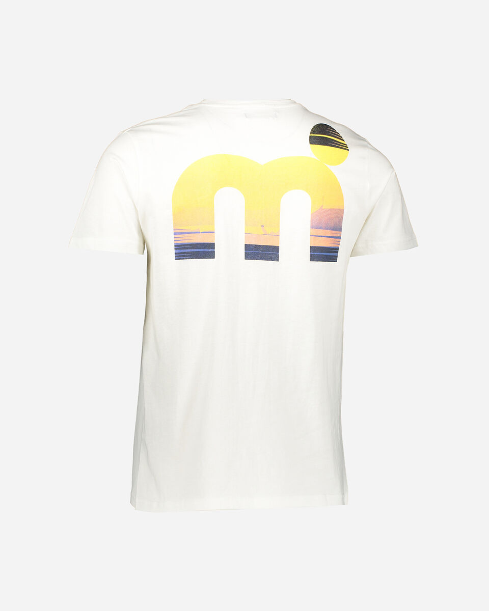 T-Shirt running MISTRAL BACK LOGO U S4076899 scatto 1