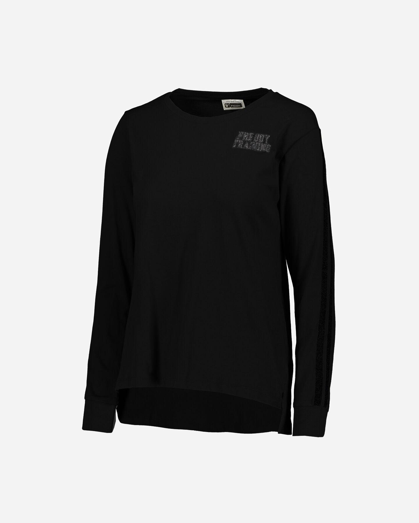 T-Shirt FREDDY SMALL LOGO W S5245272 scatto 0