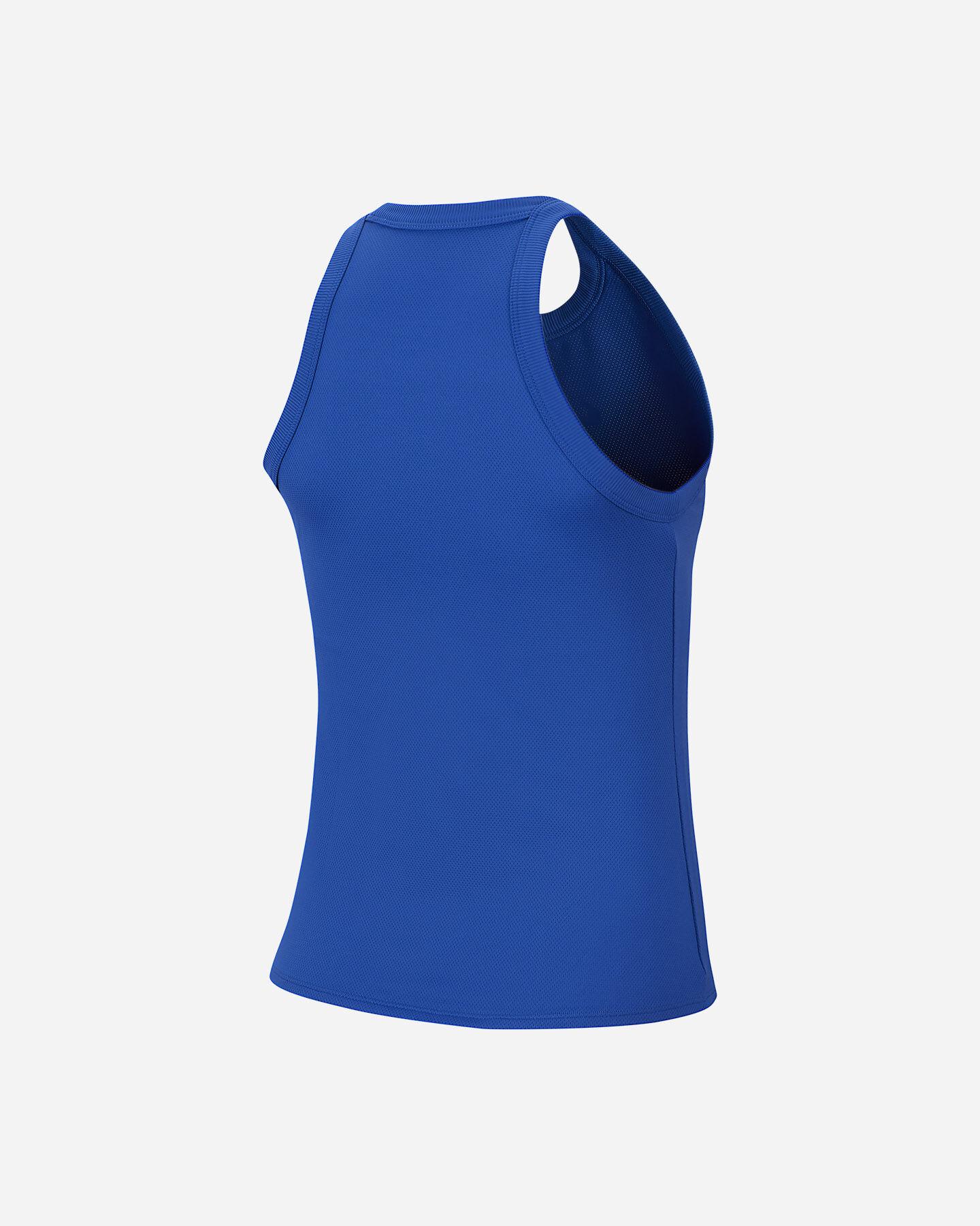 T-Shirt tennis NIKE COURT DRI-FIT W S5138105 scatto 1