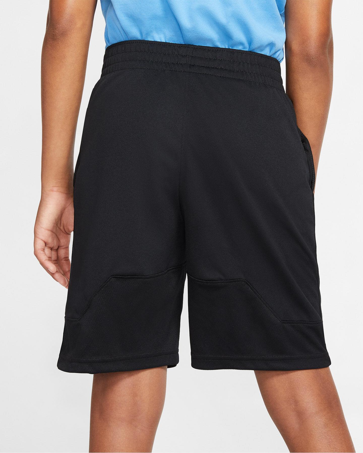 Pantaloncini NIKE DRI-FIT JR S5164554 scatto 3