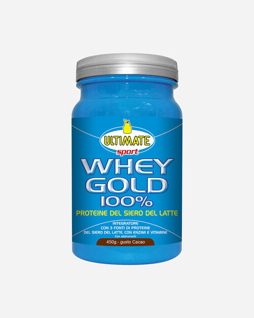 Energetico ULTIMATE ITALIA WHEY GOLD 100% 450 GR