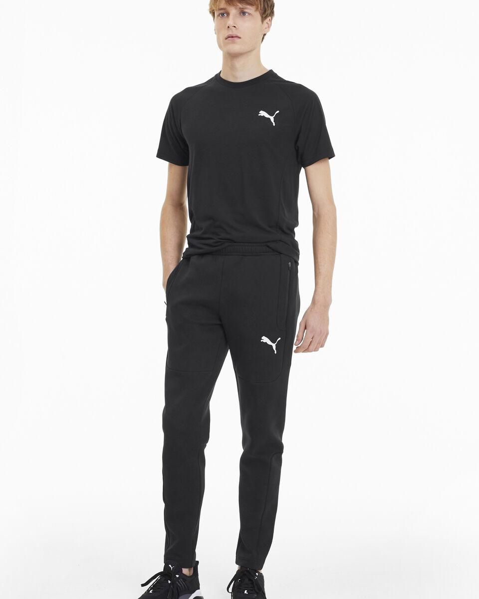 Pantalone PUMA EVOSTRIPE M S5172799 scatto 4