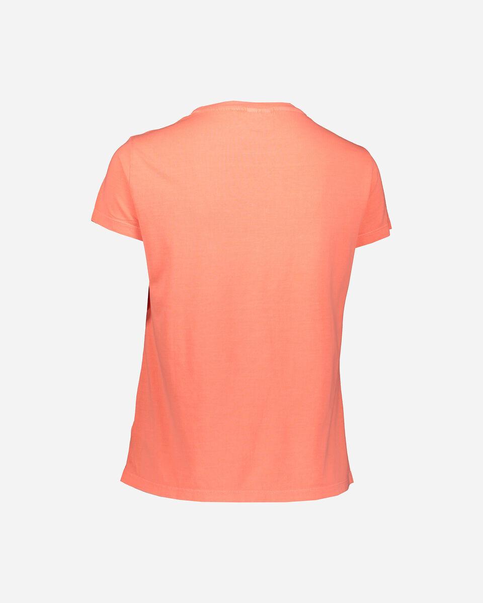 T-Shirt training FREDDY BIG LOGO MOV W S5183530 scatto 1