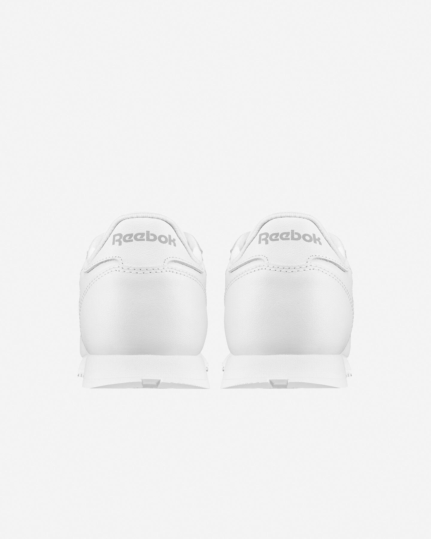 Scarpe sneakers REEBOK CLASSIC LEATHER W S0295672 scatto 4