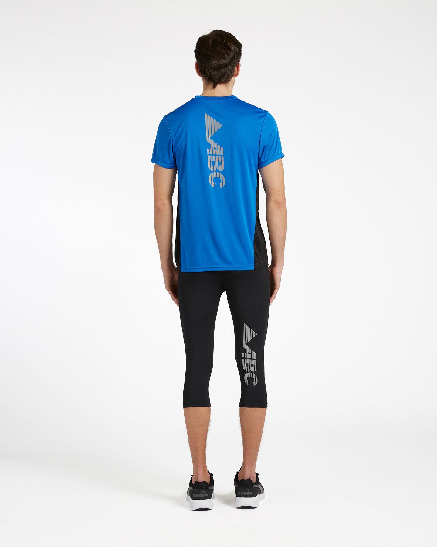 T-Shirt running ABC TECH RUN M S4088027 scatto 2