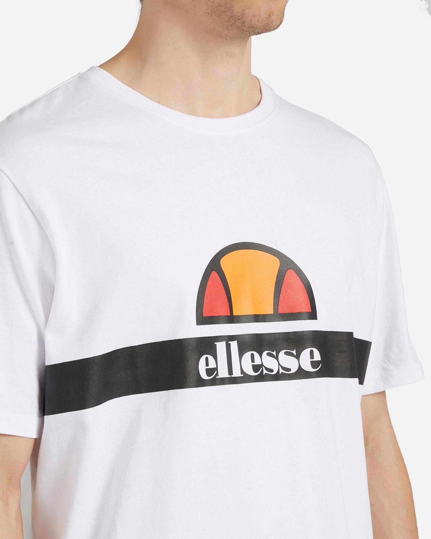T-Shirt ELLESSE LOGO CENTRAL M S4088417 scatto 4