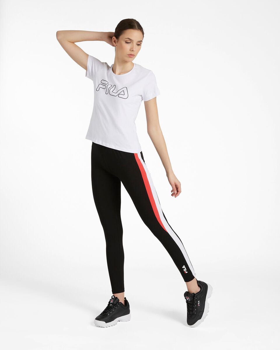 T-Shirt FILA BIG LOGO W S4088283 scatto 1